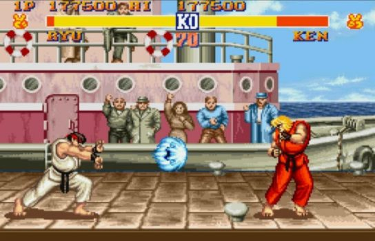 1. Super Street Fighter 2 Turbo
