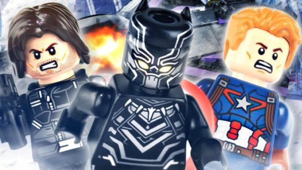 LEGO Marvel Super Heroes: Black Panther Pursuit