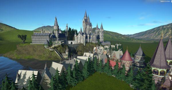 planet-coaster-hogwarts