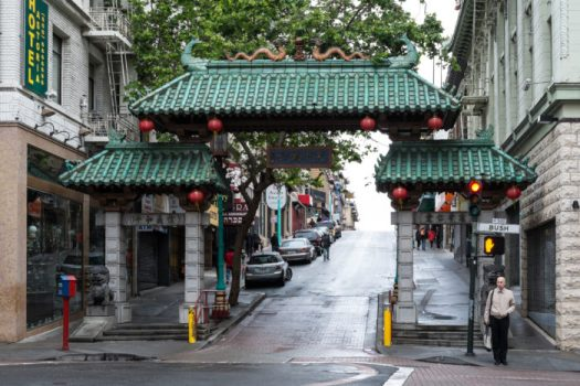 Chinatown - Real Life