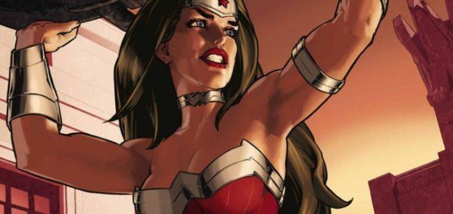 Sensation Comics Featuring Wonder Woman (Writer/Artist/Colorist: Various)