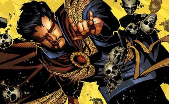 Doctor Strange: Way of the Weird (Writer: Jason Aaron/Artist & Colors: Chris Bachalo