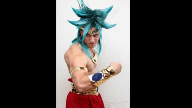 Super Saiyan Broly - Dragon Ball Z