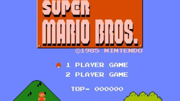 8. Super Mario Bros.
