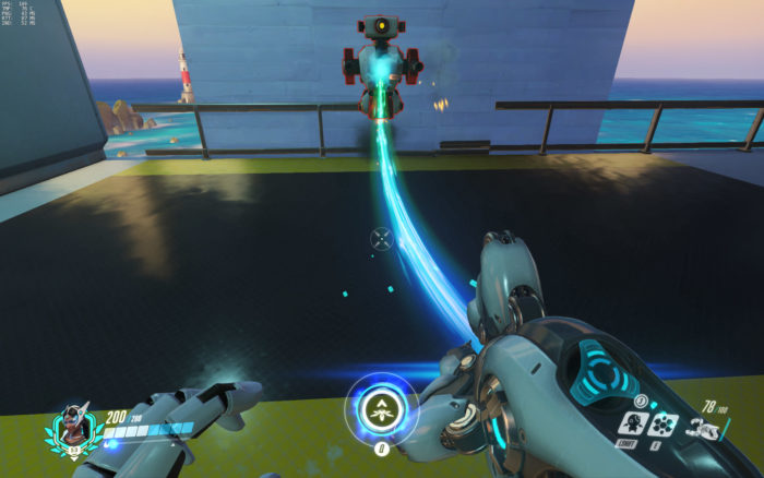 symmetra, overwatch, primary fire, weapon, ptr, changes