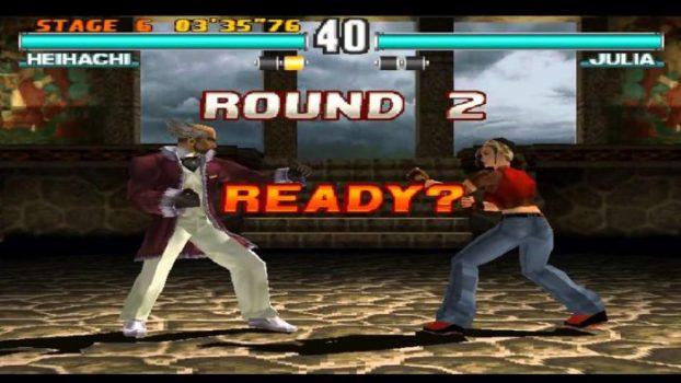 6. Tekken 3