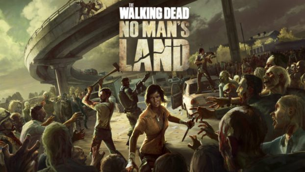iTunes Credit for Walking Dead - No Man's Land