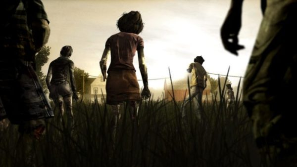 the walking dead, zombie games