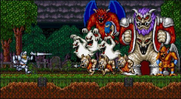 Astaroth - Ghosts & Goblins