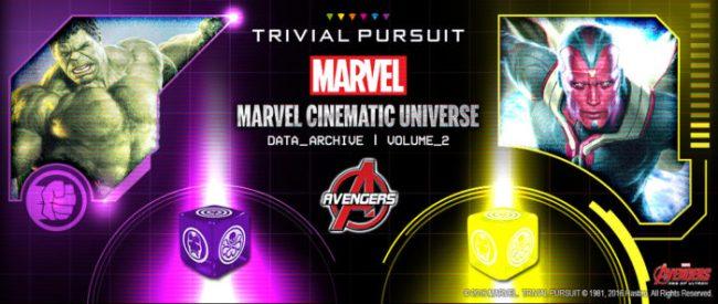 Marvel Cinematic Universe's Trivial Pursuit