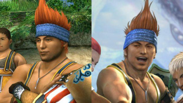 5. Wakka - Final Fantasy X