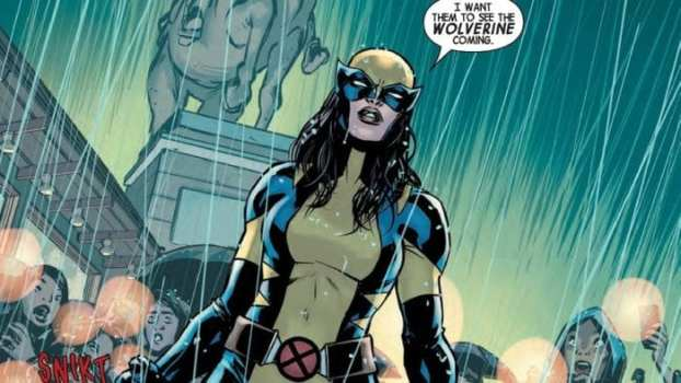 All-New Wolverine (Writer: Tom Taylor/Art: Various/Colorists: Various)