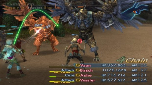 Final Fantasy XII - Metacritic Score: 92
