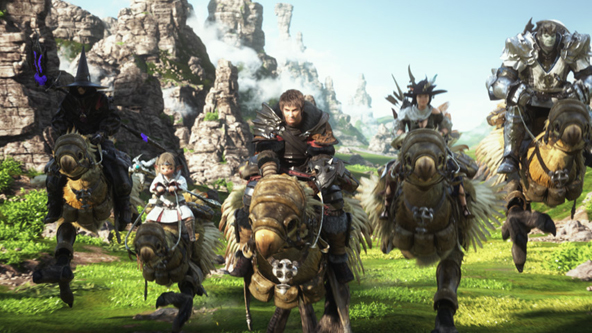 9 Best PS4 MMORPGs You Can Play Right Now