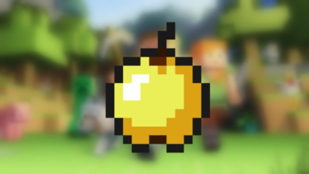 Golden Apple - Minecraft