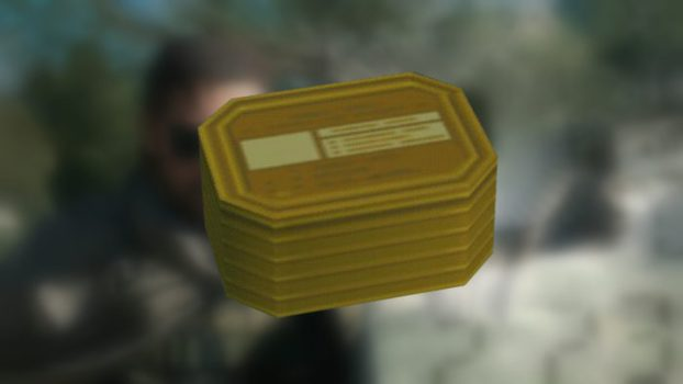 Rations - Metal Gear