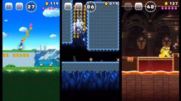 Refined Nintendo Mobile
