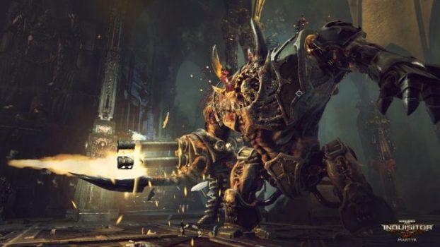 Warhammer 40K Inquisitor - Martyr - TBA 2017