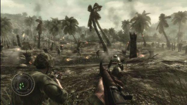 Call of Duty: World at War (2008)
