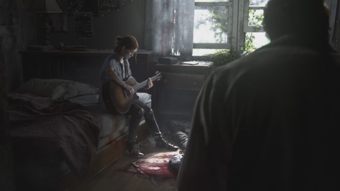 the last of us part ii, sony, ps4