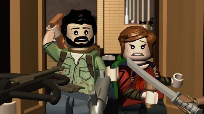 lego, the last of us
