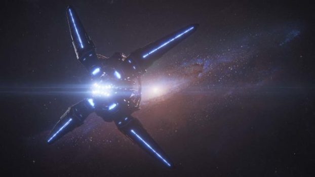 2185 CE - The Andromeda Initiative Is Launched