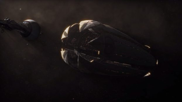 2186 CE - The Crucible Is Activated, The Mass Effect Trilogy Concludes
