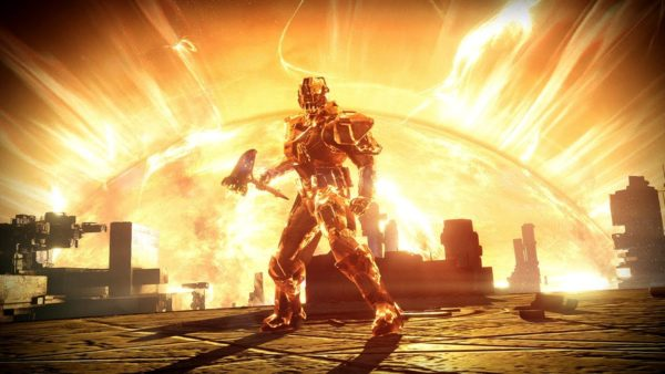 destiny sunbreaker