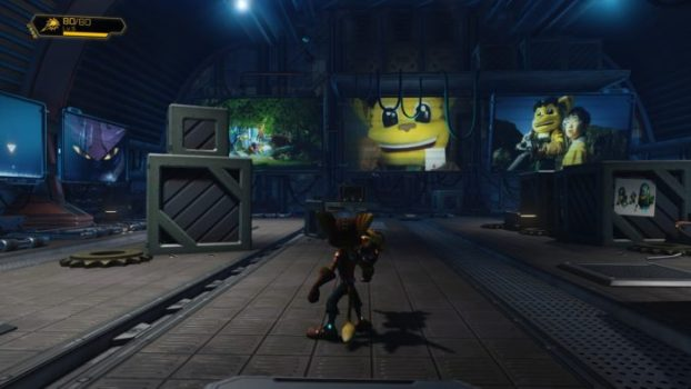 The Insomniac Museum (Ratchet & Clank)