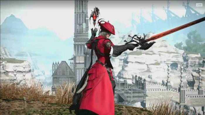 red mage, stormblood, expansion, final fantasy XIV