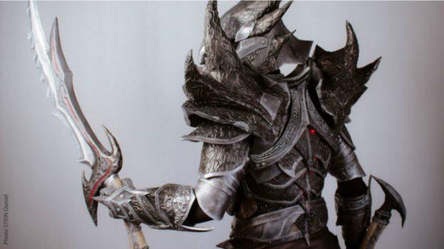 Daedra Armor
