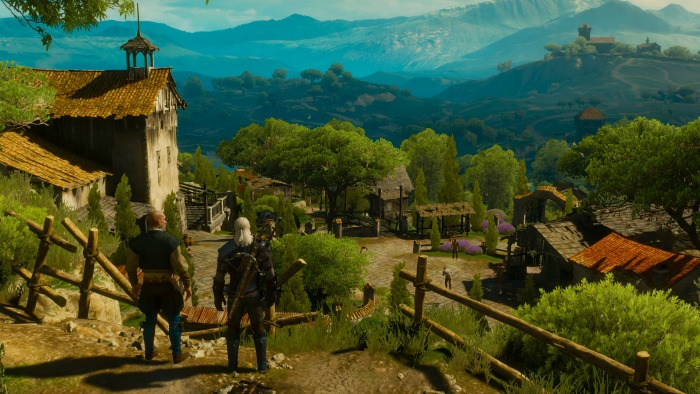 gaming, date, valentine's day, the witcher 3, best, open world, open-world, games, xbox one