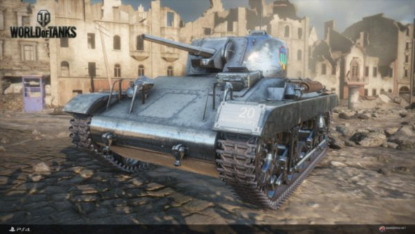 world of tanks, ps4, ps4 pro