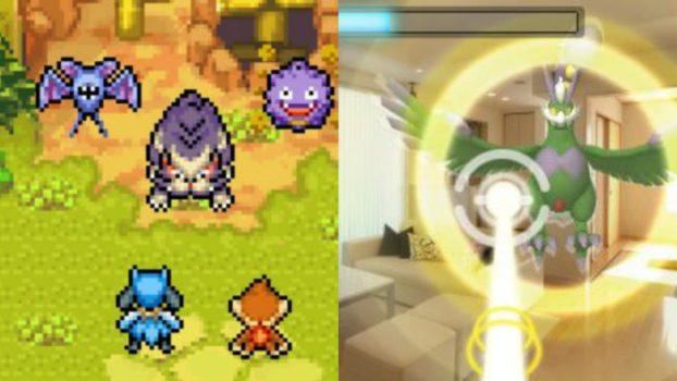 Pokemon Mystery Dungeon: Explorers of Sky and Dream Radar - 54