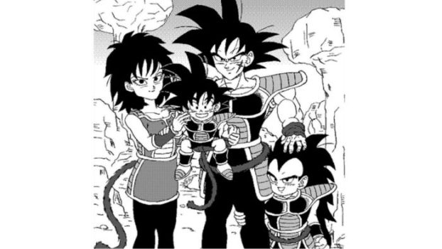 Goku's Mother Wasn't Shown Until 2014