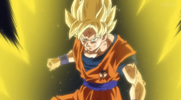There's a Simple (and Lazy) Reason Goku's Super Saiyan Hair is Blond