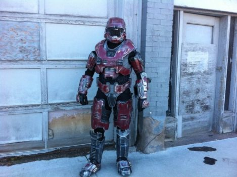 Halo Reach Armor