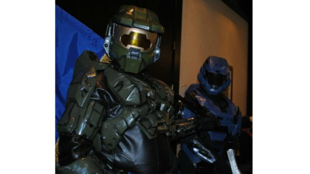 Master Chief and Noble 6