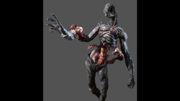 Rasklapanje - Resident Evil 6