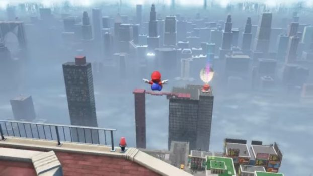 Skyscraper Jump