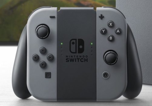 Nintendo Switch, Joy-Con