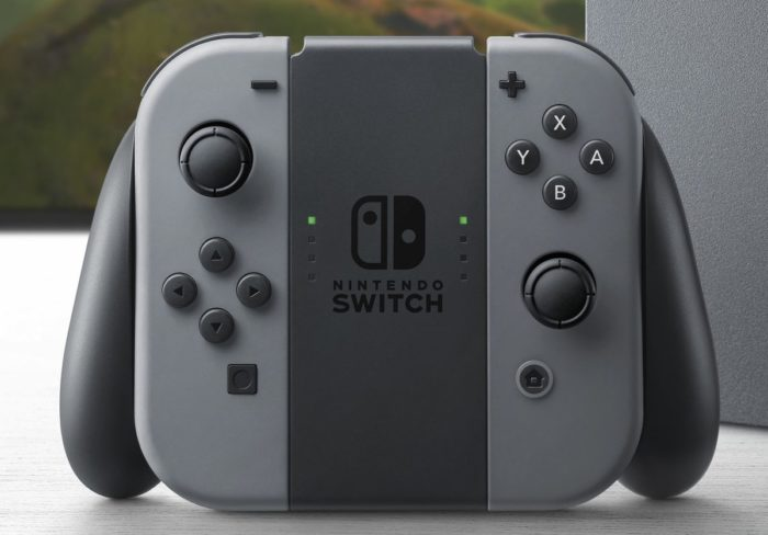 Gaming Feature Nintendo Switch