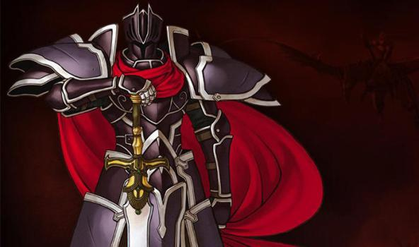 The Black Knight - Path of Radiance