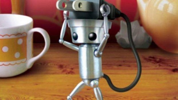 14. Chibi-Robo!