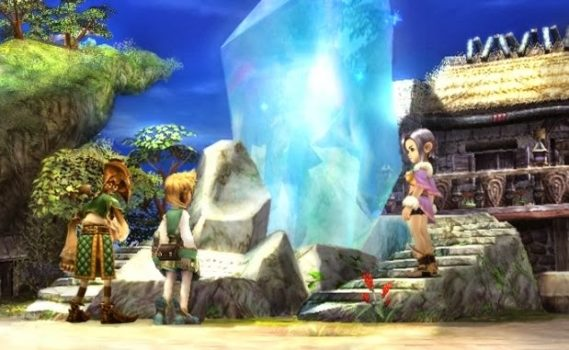 final fantasy crystal-chronicles