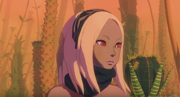 gravity rush 2 kat sad