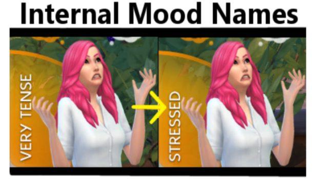 New Internal Mood Names