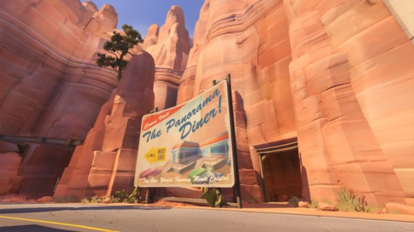 Route 66, Overwatch