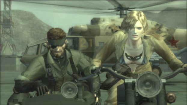 Metal Gear Solid 4: Guns of the Patriots - Metacritic Score: 94
