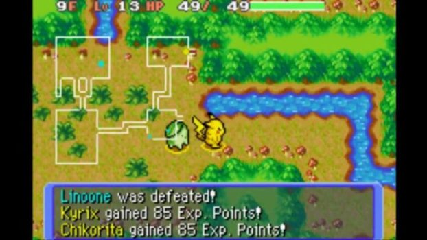 Pokemon Mystery Dungeon: Red Rescue Team - 67
